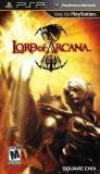 Square Enix Lord of Arcana PSP Game