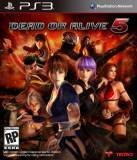 Tecmo Dead or Alive 5 PS3 Playstation 3 Game