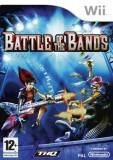 THQ Battle Of The Bands Bands Nintendo Wii Game