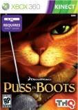 THQ Puss in Boots Xbox 360 Game