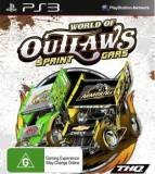 THQ World of Outlaws Sprint Cars PS3 Playstation 3 Game