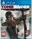 Square Enix Tomb Raider Definitive Edition PS4 Playstation 4 Games