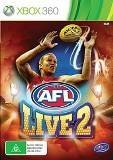 Tru Blu Entertainment AFL Live 2 Xbox 360 Game