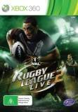 Tru Blu Entertainment Rugby League Live 2 Xbox 360 Game