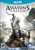 Ubisoft Assassins Creed 3 Nintendo Wii U Game