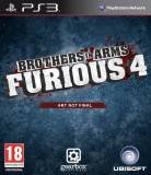 Ubisoft Brothers in Arms Furious Four PS3 Playstation 3 Game
