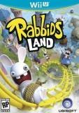 Ubisoft Rabbids Land Nintendo Wii U Game
