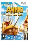 Ubisoft ANNO Create a New World Nintendo Wii Game
