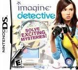 Ubisoft Imagine Detective Adventures Nintendo DS Game