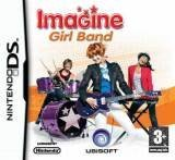 Ubisoft Imagine Girl Band Nintendo DS Game