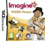 Ubisoft Imagine Wildlife Keeper Nintendo DS Game