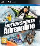 Ubisoft Motionsports Adrenaline Move PS3 Playstation 3 Game