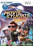 Ubisoft Movie Studios Party Nintendo Wii Game