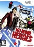 Ubisoft No More Heroes Nintendo Wii Game