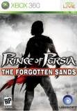 Ubisoft Prince of Persia The Forgotten Sands Xbox 360 Game