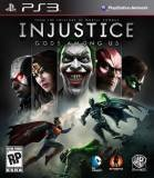 Warner Bros Injustice Gods Among Us PS3 Playstation 3 Game