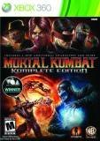 Warner Bros Mortal Kombat Komplete Edition Xbox 360 Game