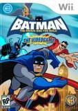 Warner Bros Batman The Brave and The Bold WII Game