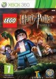 Warner Bros Lego Harry Potter Years 5-7 Xbox 360 Game