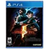 Capcom Resident Evil 5 PS4 Playstation 4 Game