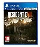 Capcom Resident Evil 7 PS4 Playstation 4 Game