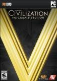 2k Games Civilization 5 The Complete Edition PC Game