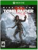 Crystal Dynamics Rise of the Tomb Raider Xbox One Game