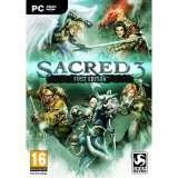 Deep Silver Sacred 3 First Edition PC Game