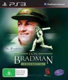 Tru Blu Entertainment Don Bradman Cricket 14 PS3 Playstation 3 Game