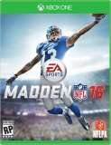 Electronic Arts Madden NFL 16 Xbox One Game