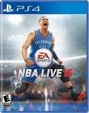 Electronic Arts NBA Live 16 PS4 Playstation 4 Game