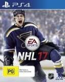 Electronic Arts NHL 17 PS4 Playstation 4 Game