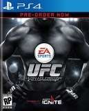 EA Sports UFC PS4 PlayStation 4 Game
