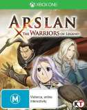 Koei Arslan The Warriors of Legend Xbox One Game