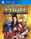Koei Nobunagas Ambition Sphere Of Influence PS4 Playstation 4 Game