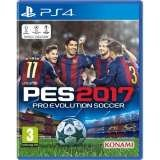 Konami PES 2017 PS4 Playstation 4 Game