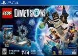 Lego Dimensions Starter Pack PS4 Playstation 4 Game