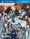 Atlus Lost Dimension PS Vita Game