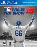 Sony MLB 15 The Show PS4 Playstation 4 Game