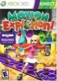 Majesco Motion Explosion Xbox 360 Game