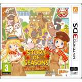 Marvelous Story Of Seasons Trio Of Towns Nintendo 3DS Game