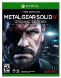 Konami Metal Gear Solid 5 Ground Zeroes Xbox One Game