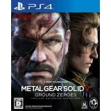 Konami Metal Gear Solid 5 Ground Zeroes PS4 Playstation 4 Game