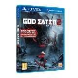 Namco God Eater 2 Rage Burst PS4 Playstation 4 Game