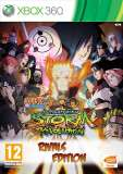 Ninja Naruto Shippuden Ultimate Ninja Storm Revolution Rivals Edition Xbox 360 Game