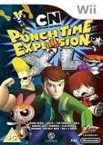 Nintendo Cartoon Network Punch Time Explosion XL Nintendo Wii Game
