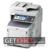 OKI MB770DFNFAX Printer