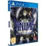 PQube Anima Gate Of Memories PS4 Playstation 4 Game