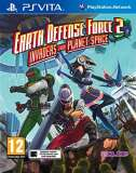 PQube Earth Defense Force 2 Invaders from Planet Space PS Vita Game
