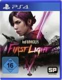 SCE Infamous First Light PS4 Playstation 4 Game